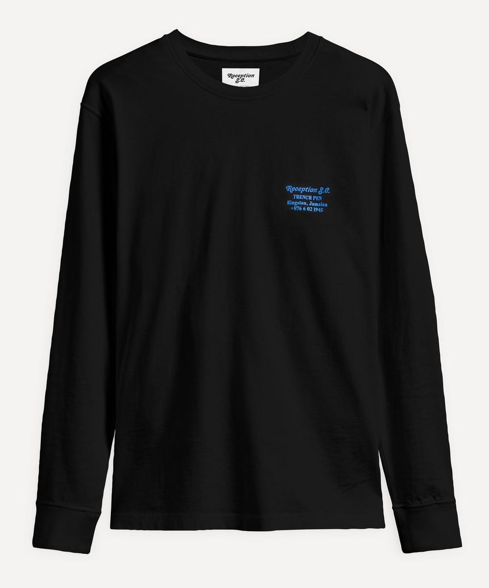 Reception - Trench Pen Long-Sleeved T-Shirt
