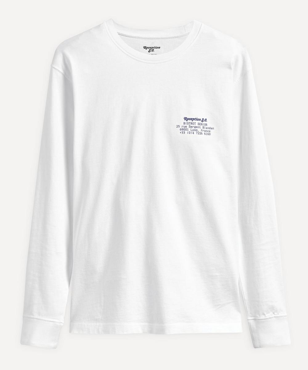 Reception - Bistrot Senior Long-Sleeved T-Shirt
