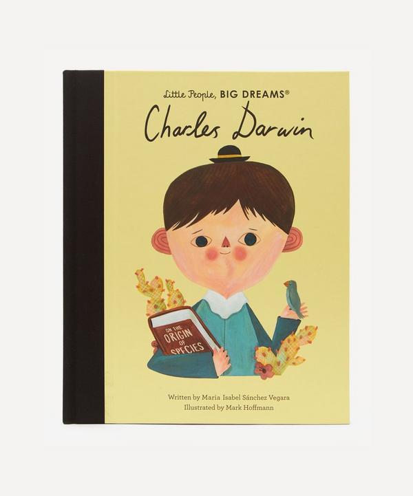 Bookspeed - Little People, Big Dreams Charles Darwin