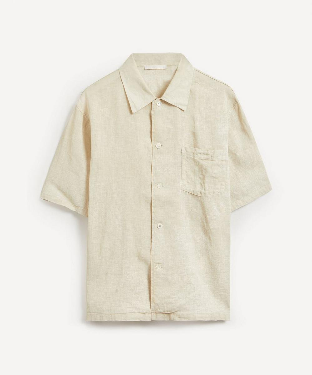 Our Legacy - Coated Linen Shirt