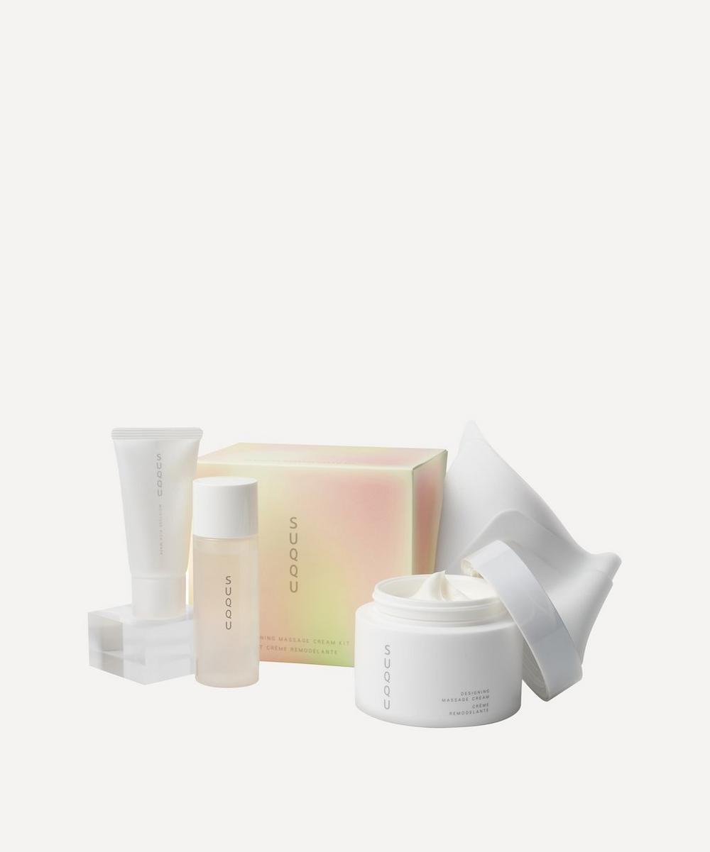 SUQQU - Designing Massage Cream Kit