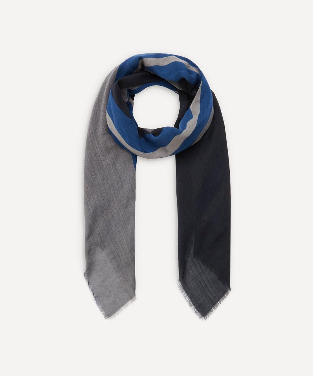 Lanvin - Lightweight Block Stripe Scarf