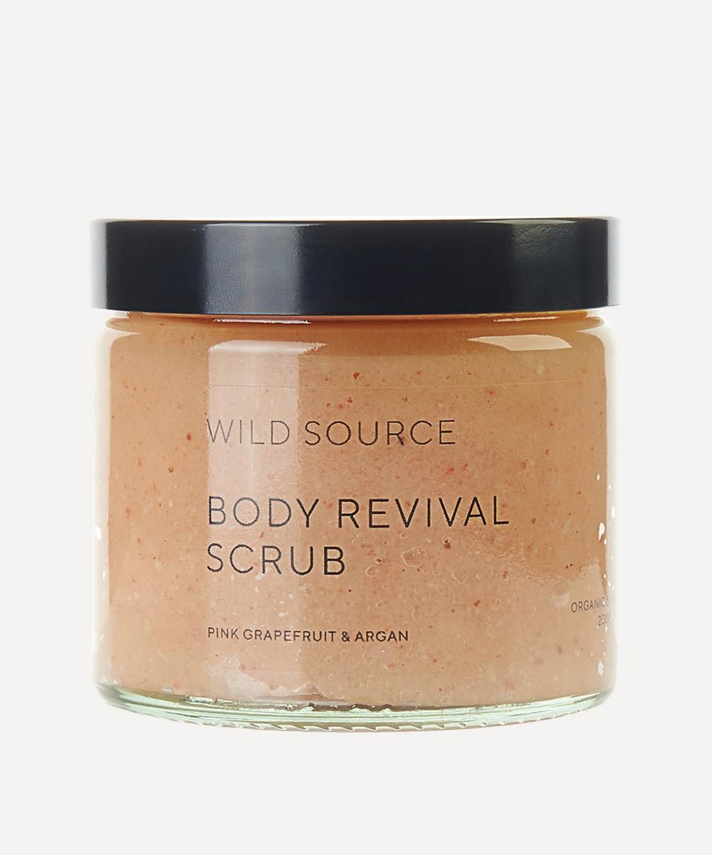 Wild Source - Body Revival Scrub 250g