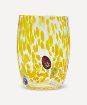 Murano Goto Glass Tumbler