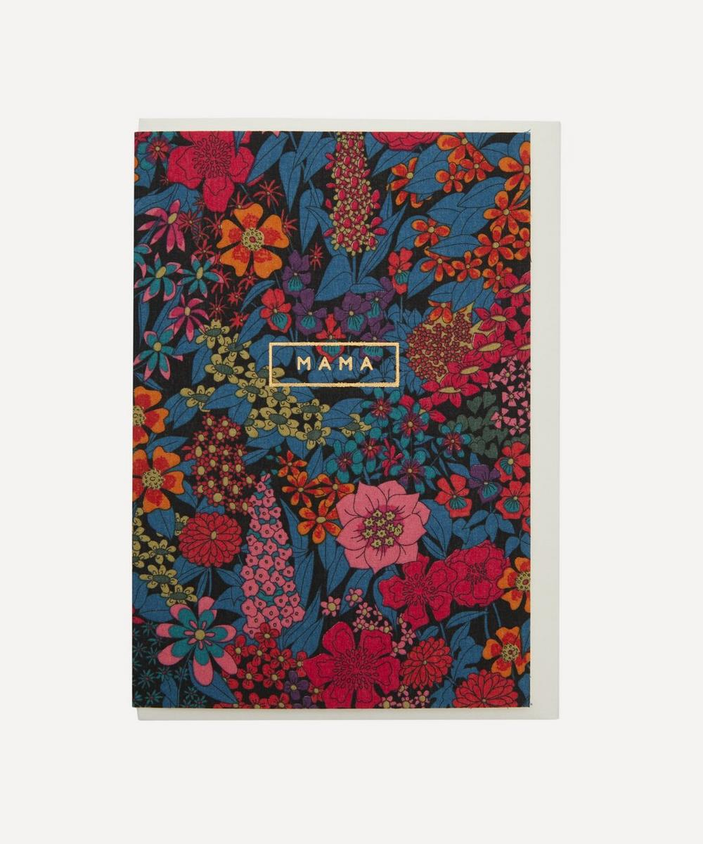 Liberty - Ciara Cotton-Covered Mama Card