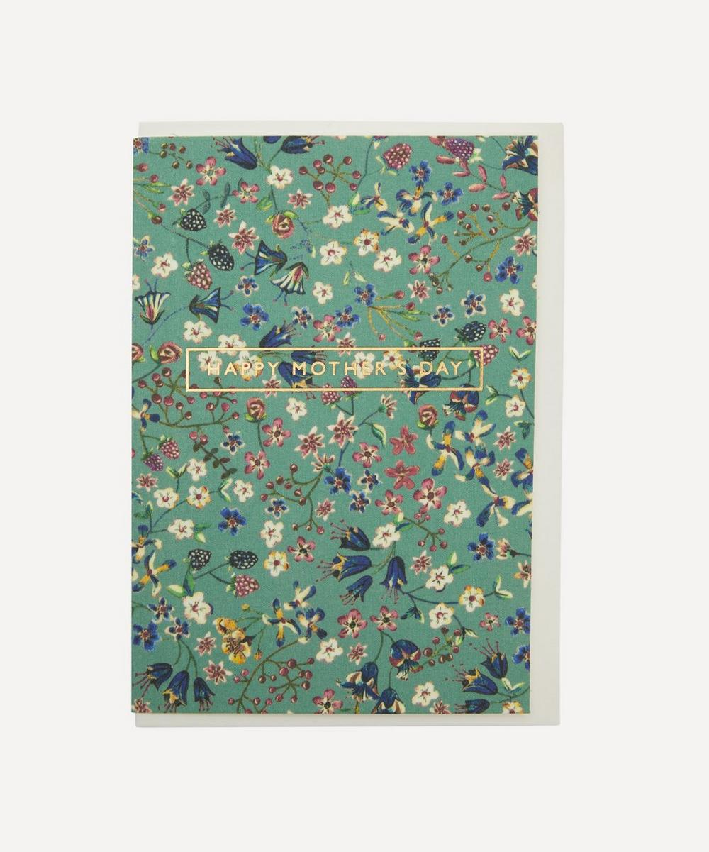 Liberty - Donna Leigh Cotton-Covered Happy Mother's Day Card