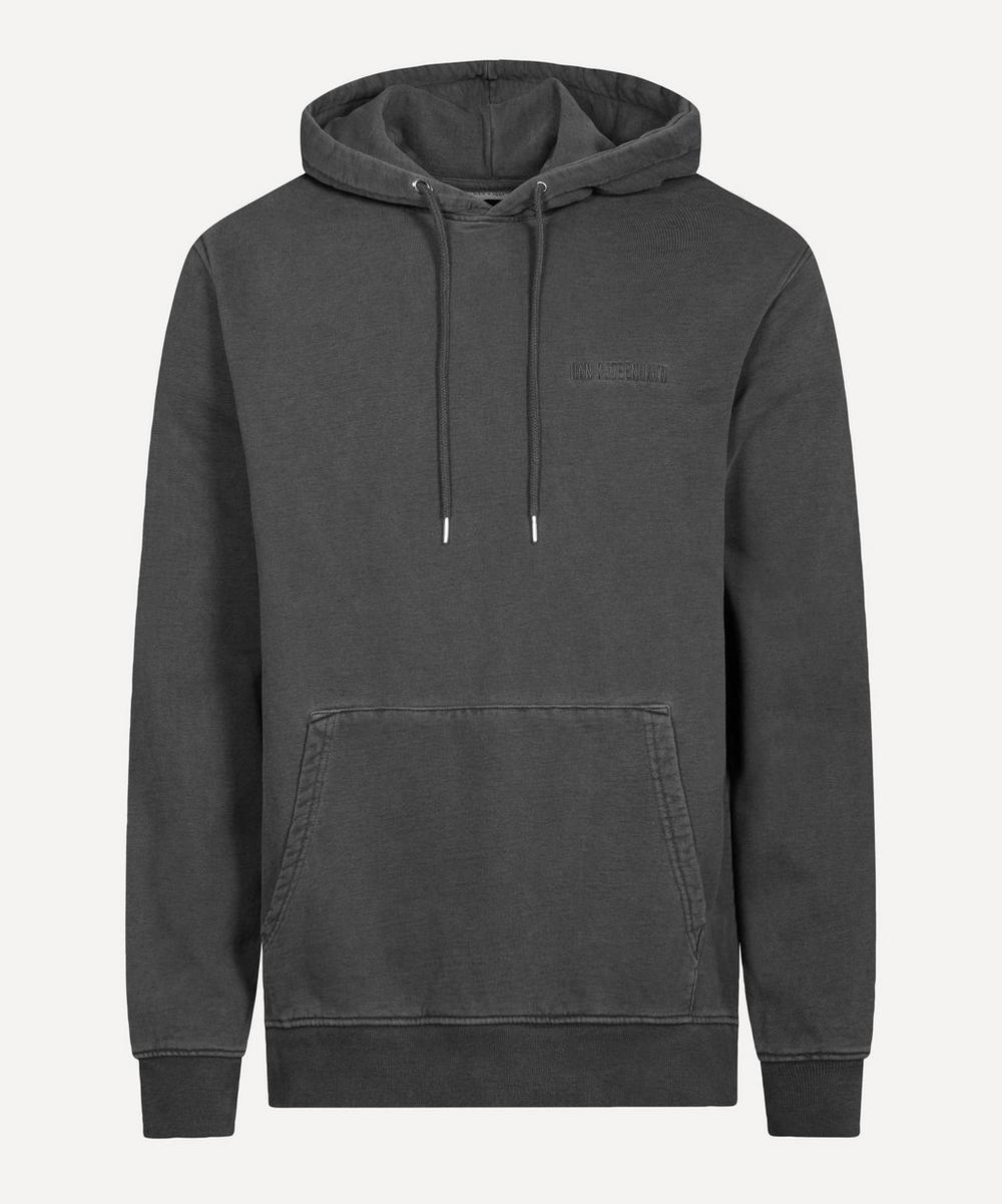 Han Kjobenhavn - Logo Hooded Sweatshirt
