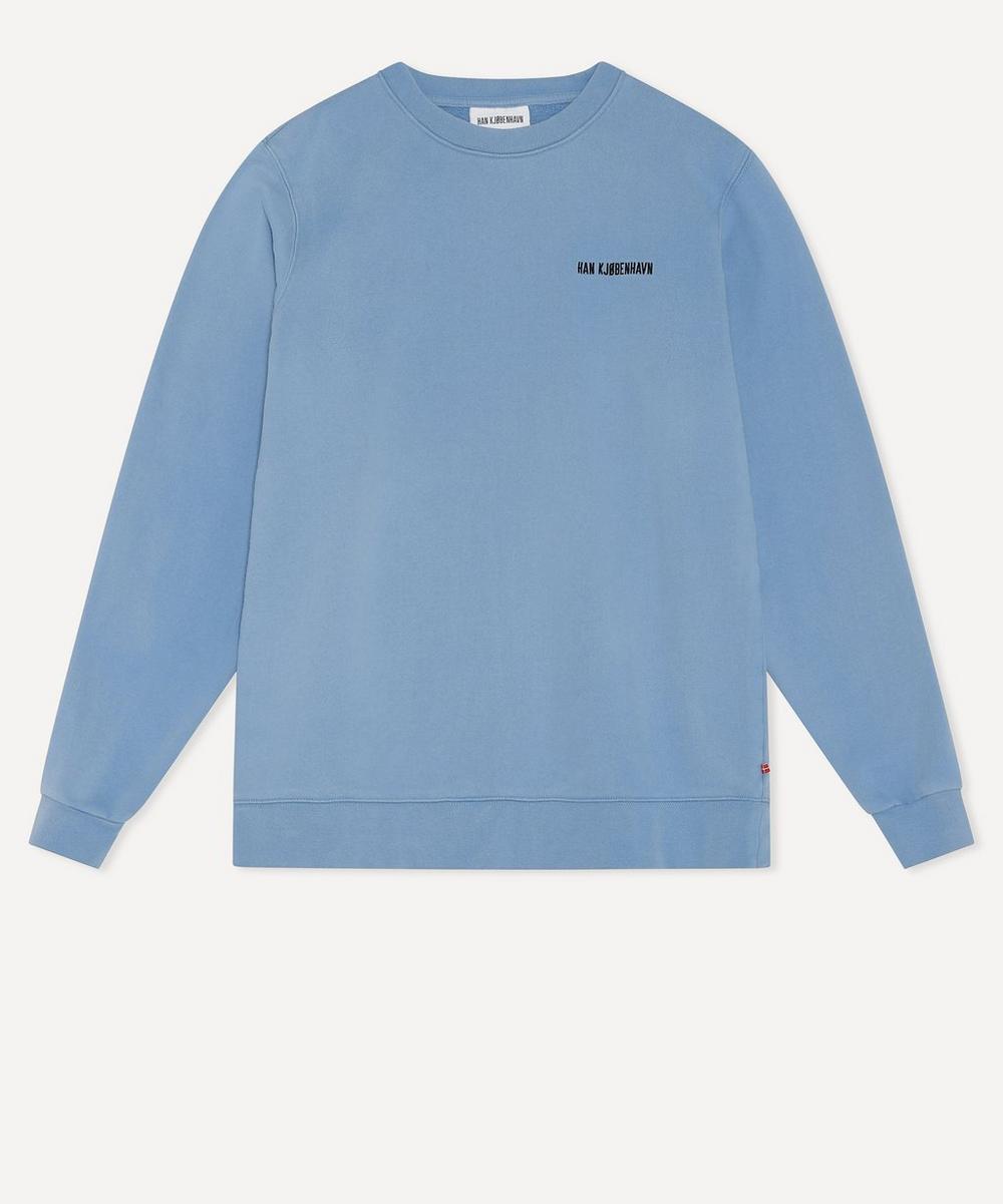 Han Kjobenhavn - Casual Logo Sweatshirt