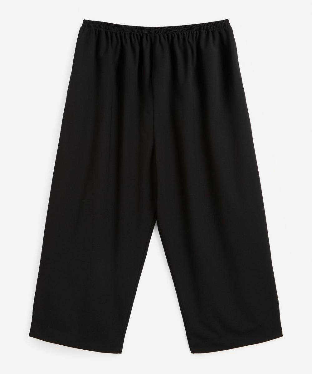 Eskandar - Stretch-Wool Japanese Trousers