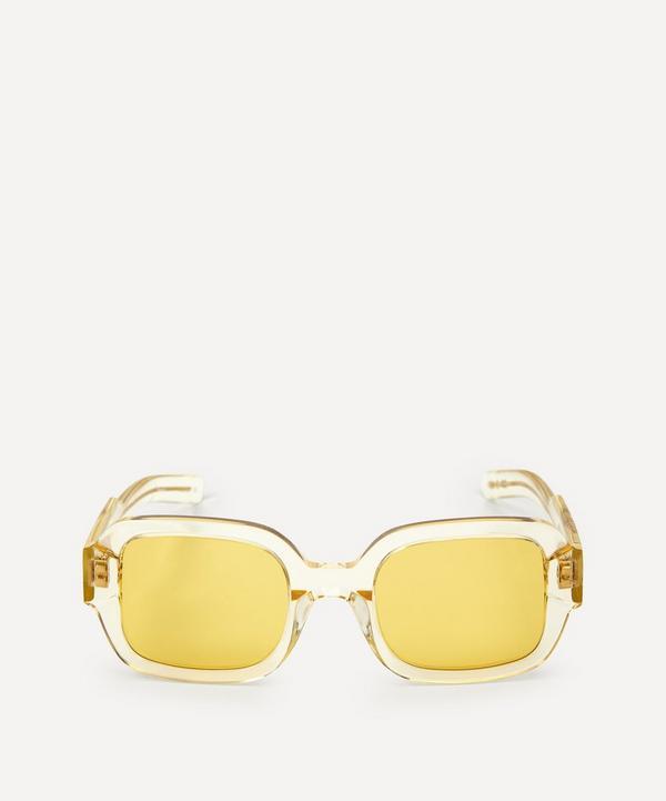 Flatlist - Tishkoff Crystal Sunglasses