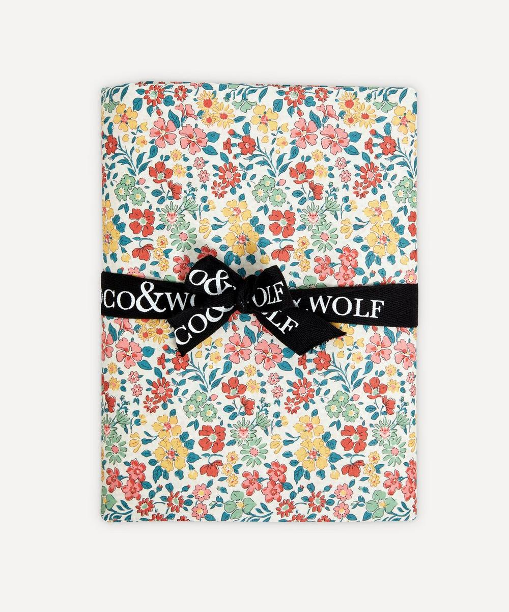 Coco & Wolf - Annabella, Thorpe and Katie and Millie Wavy Edge Tablecloth