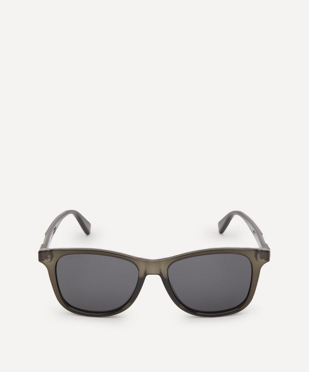 Gucci - Injection Acetate Sunglasses
