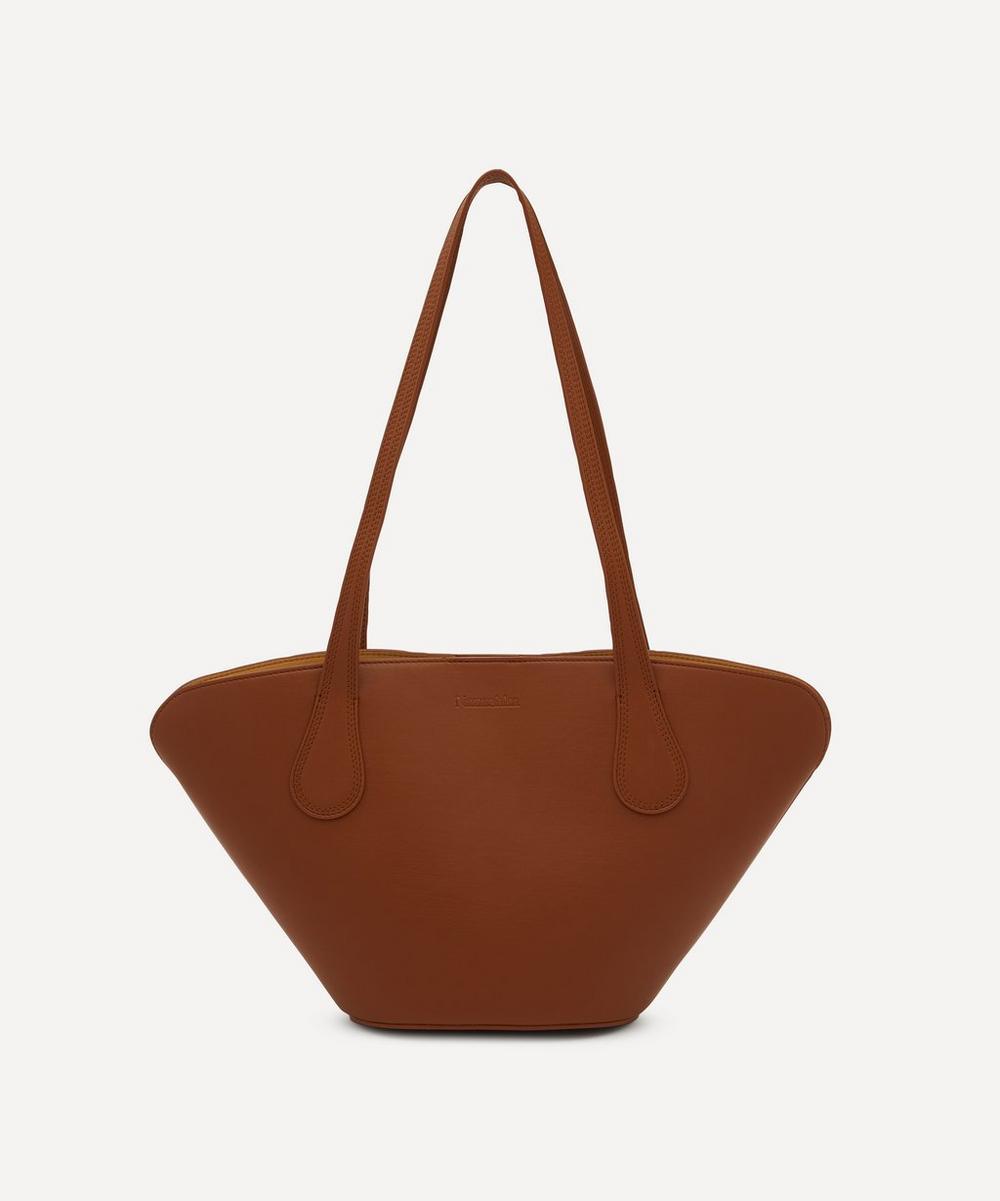 Nanushka - Winged Juno Vegan Leather Tote Bag