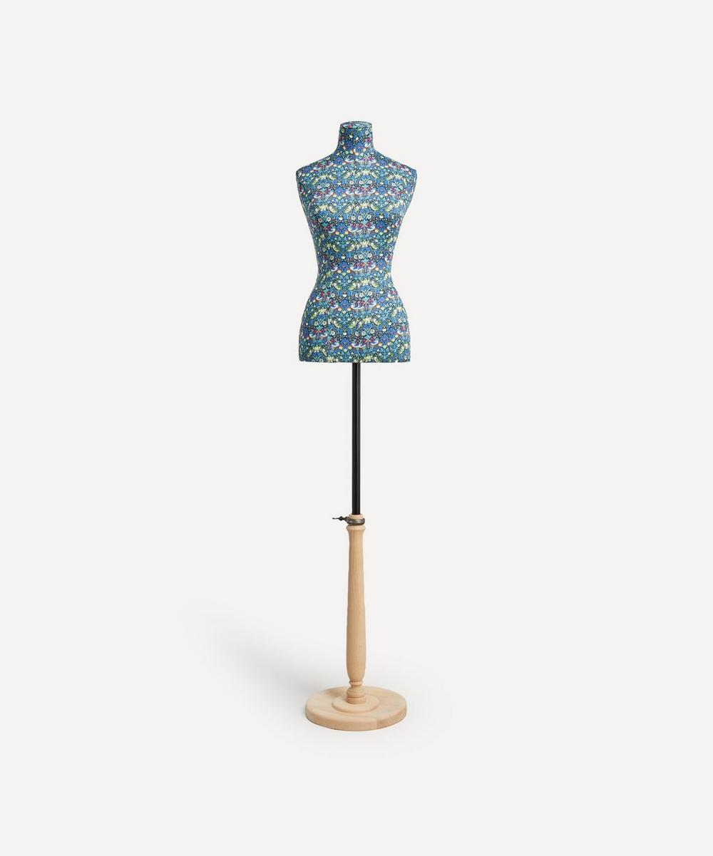 Liberty - Strawberry Thief Dressmaker's Mannequin and Base