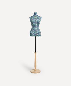 Strawberry Thief Dressmaker's Mannequin and Base