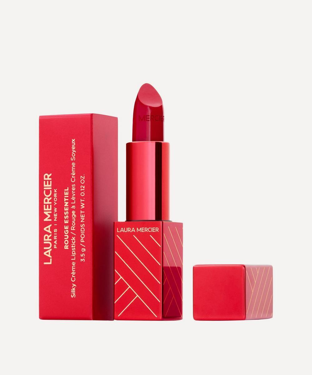 Laura Mercier - Rouge Essentiel Silky Crème Lipstick in Lucky Rouge 3.4g