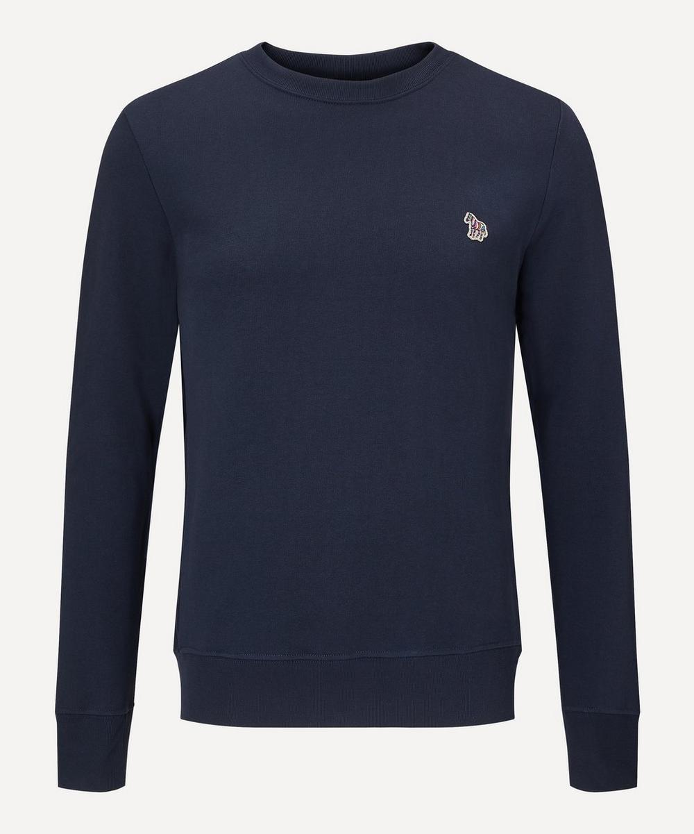 PS Paul Smith - Zebra Crew-Neck Sweatshirt
