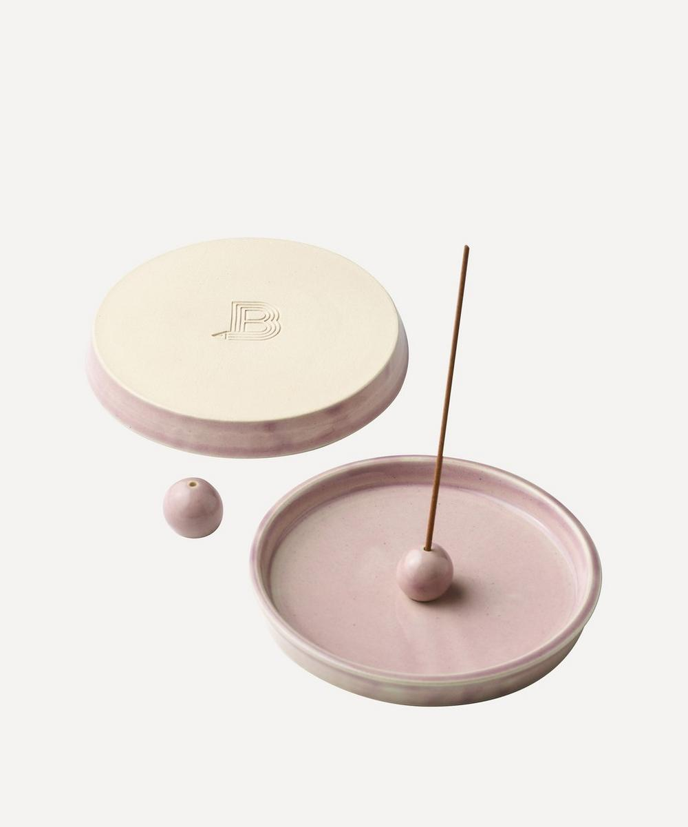STUDIO THE BLUE BOY - Your First Incense Kit Earth Tones