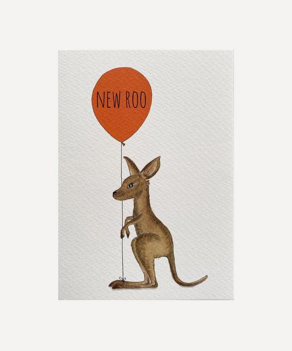 Fearless Flamingo - New Roo Card