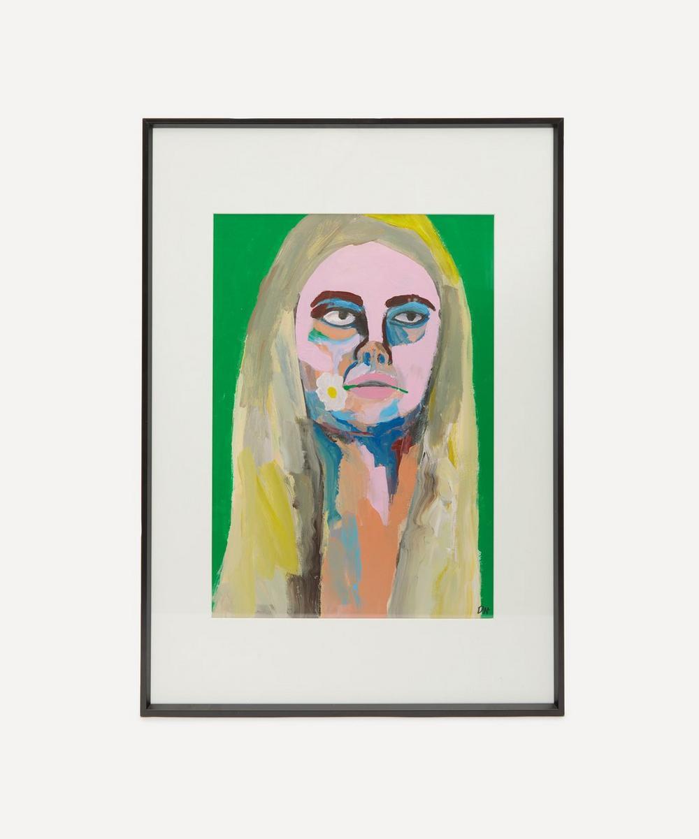 David Horgan - I Can't Fight This Feeling Original Framed Painting