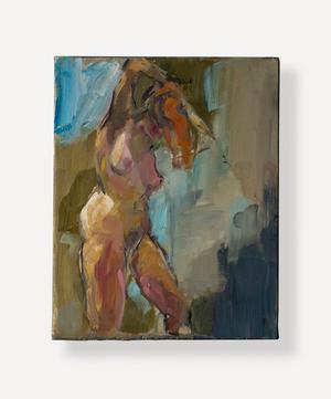 Eliza Original Oil Painting