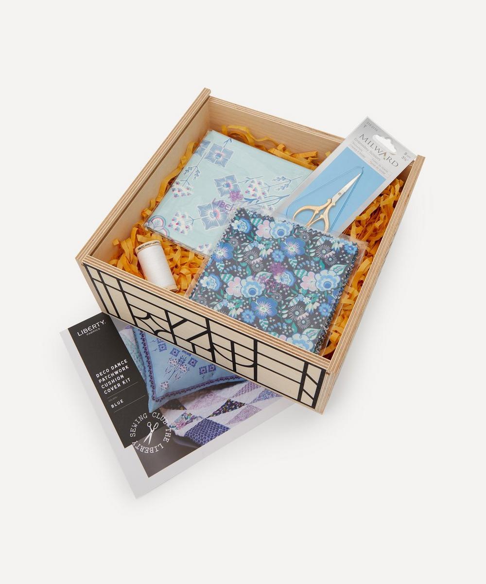 Liberty Fabrics - Deco Dance Quilting Cushion Kit