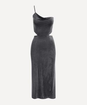Say Cut-Out Dress