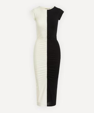 Domino Monochrome Dress