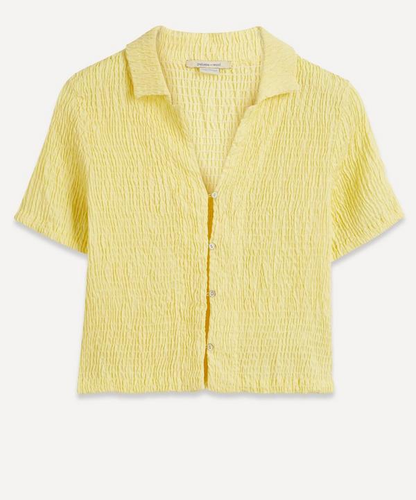 Paloma Wool - Josefina Smocked Shirt
