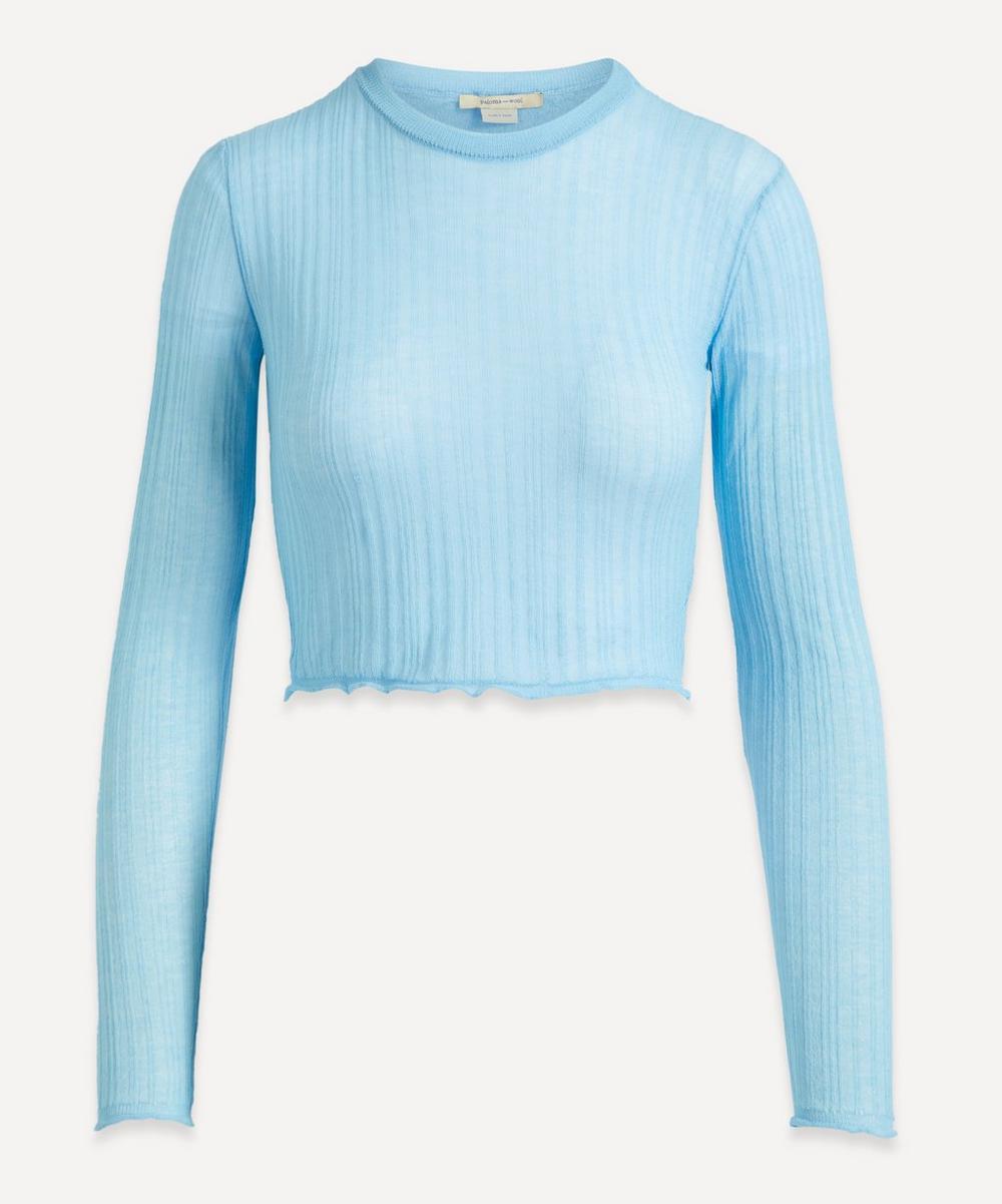 Paloma Wool - Neng Sheer Knit Top