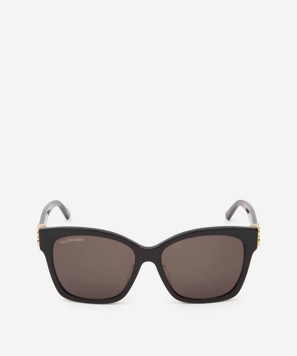 Balenciaga - Square BB Logo Sunglasses