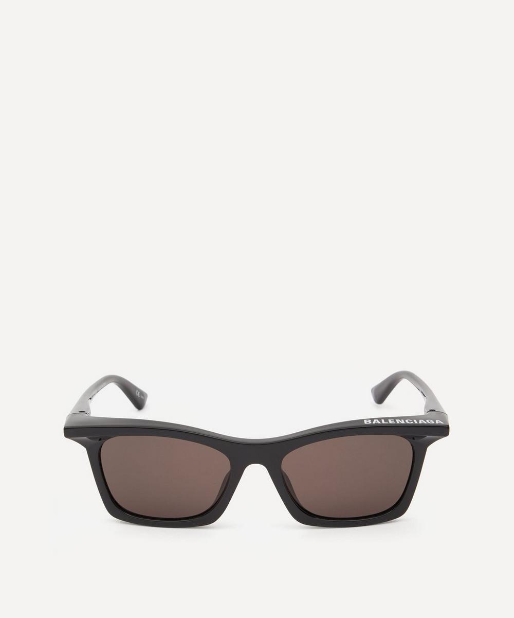 Balenciaga - Rectangular Sunglasses