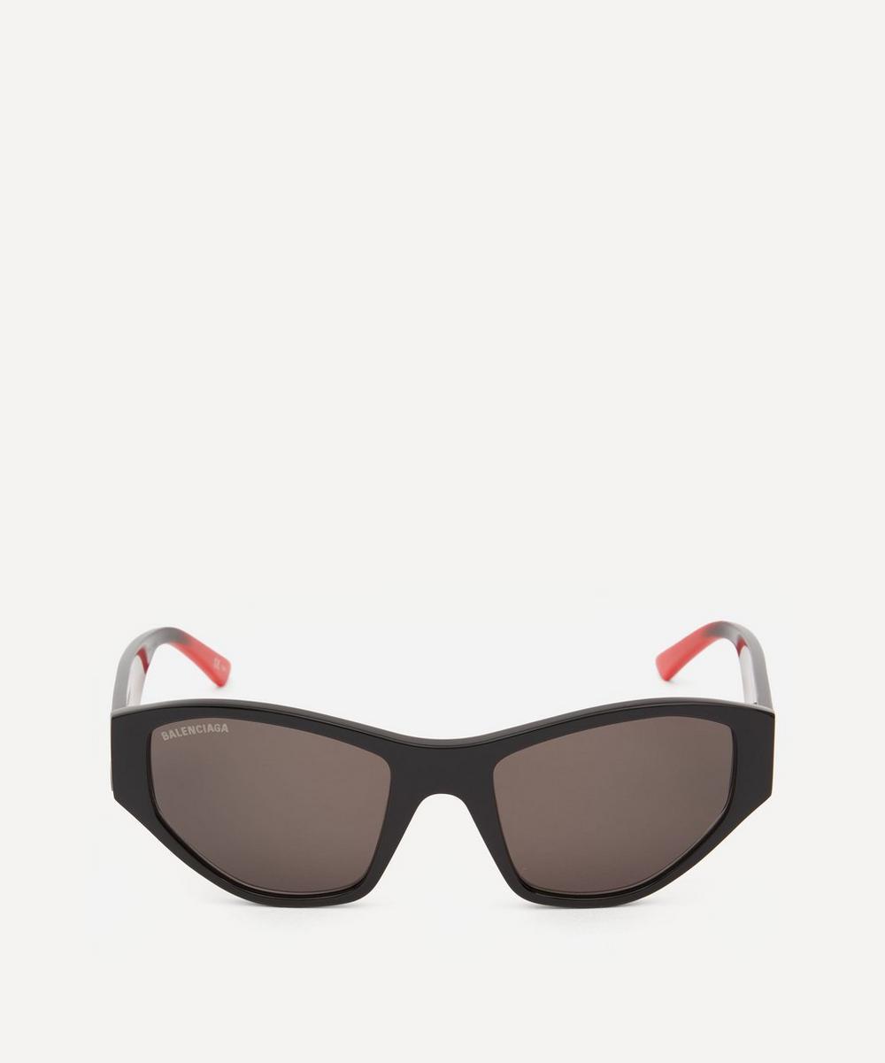 Balenciaga - Angular Cat-Eye Sunglasses