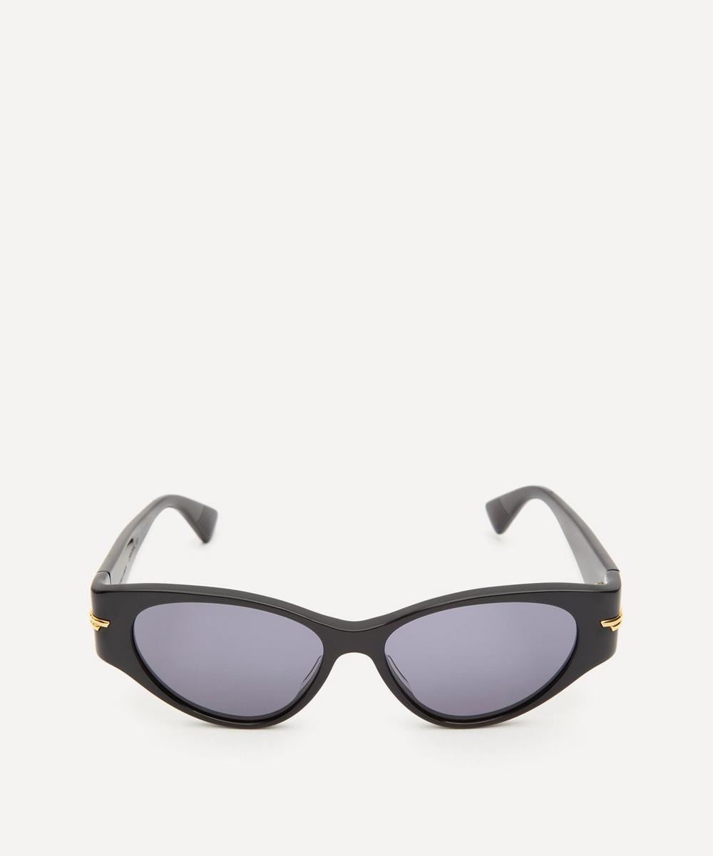 Bottega Veneta - Cat-Eye Sunglasses