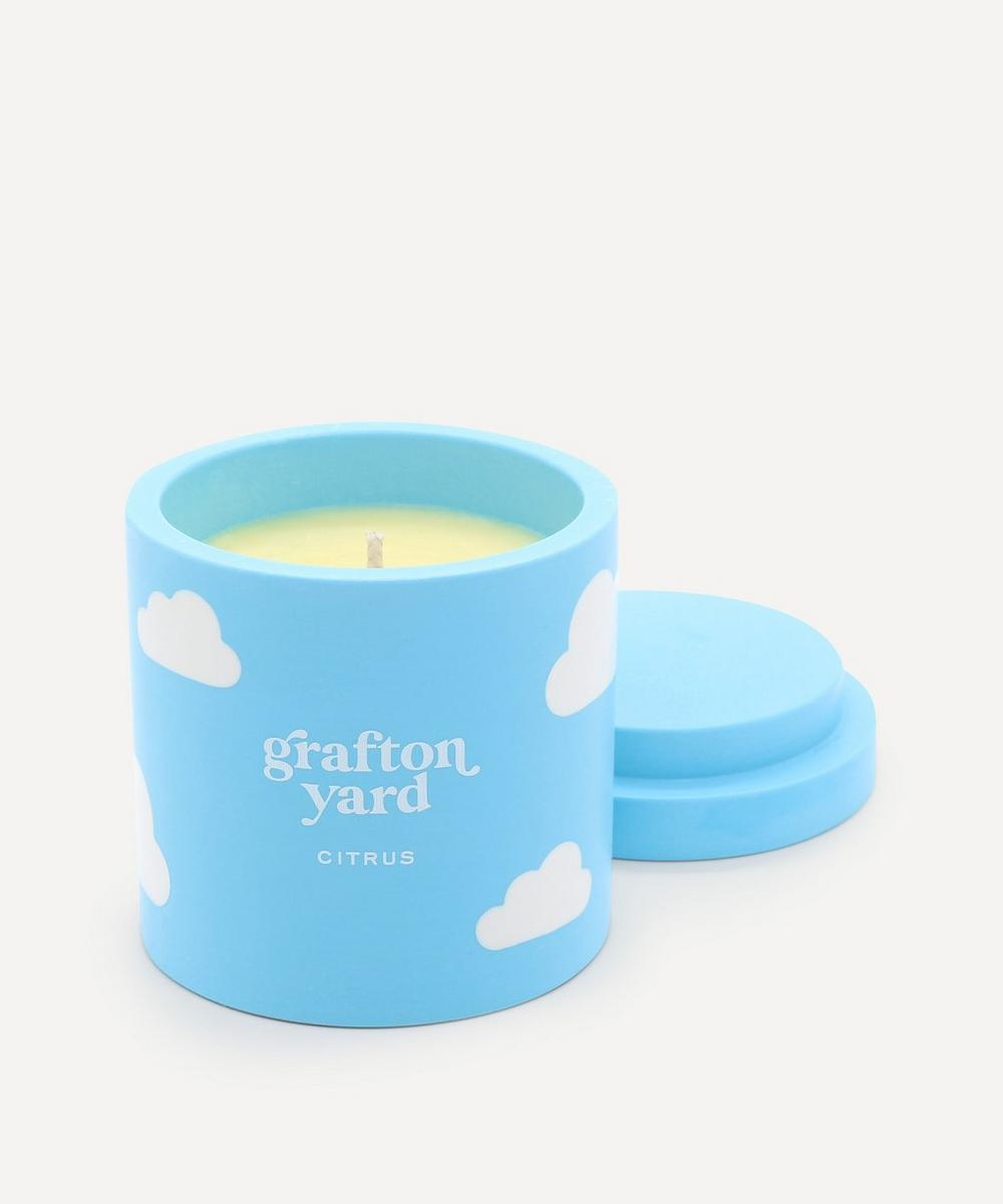 Grafton Yard - Cloud Citrus Scented Candle 160g