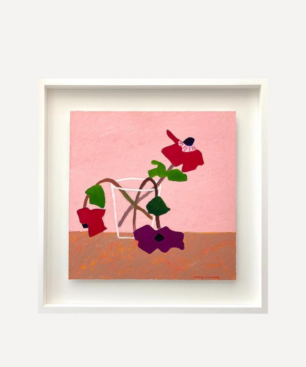 Sophie Harding - Star Original Framed Painting