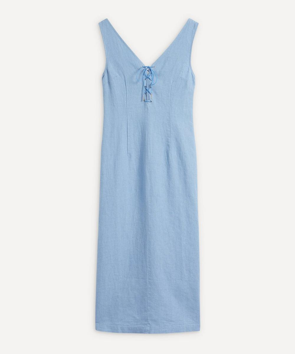 Paloma Wool - Emma Lace-Up Dress