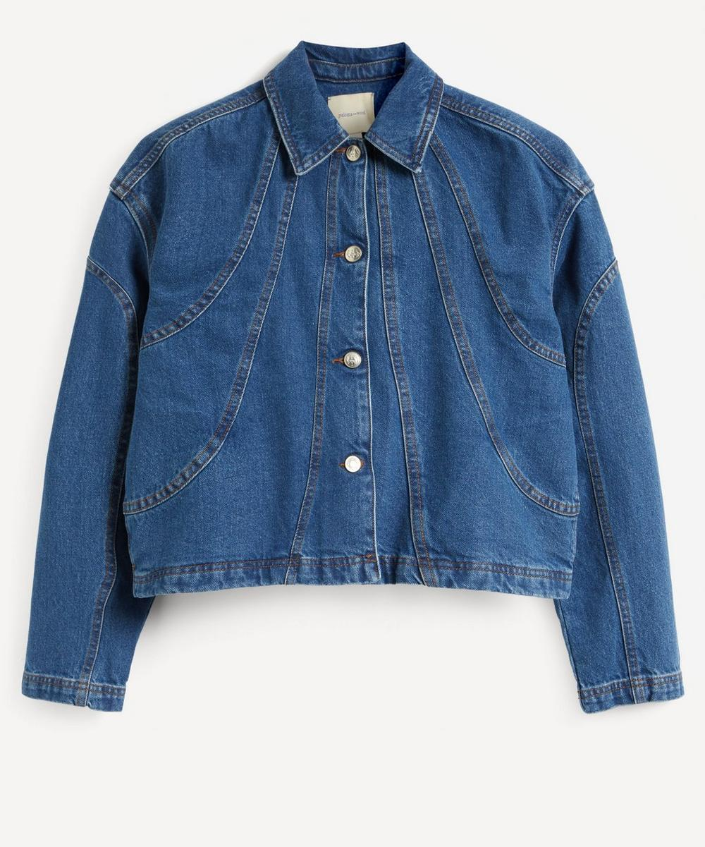Paloma Wool - Avril Panelled Denim Jacket