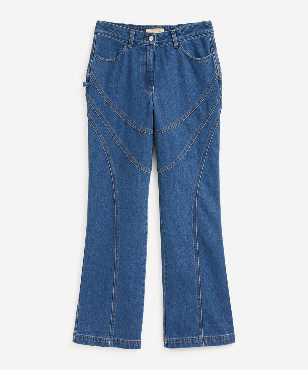 Paloma Wool - Lavigne Panelled Jeans