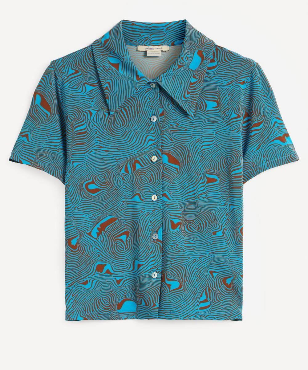 Paloma Wool - Regina Short-Sleeved Shirt