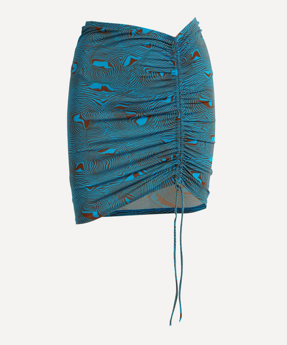 Paloma Wool - Pie Drawstring Mini-Skirt