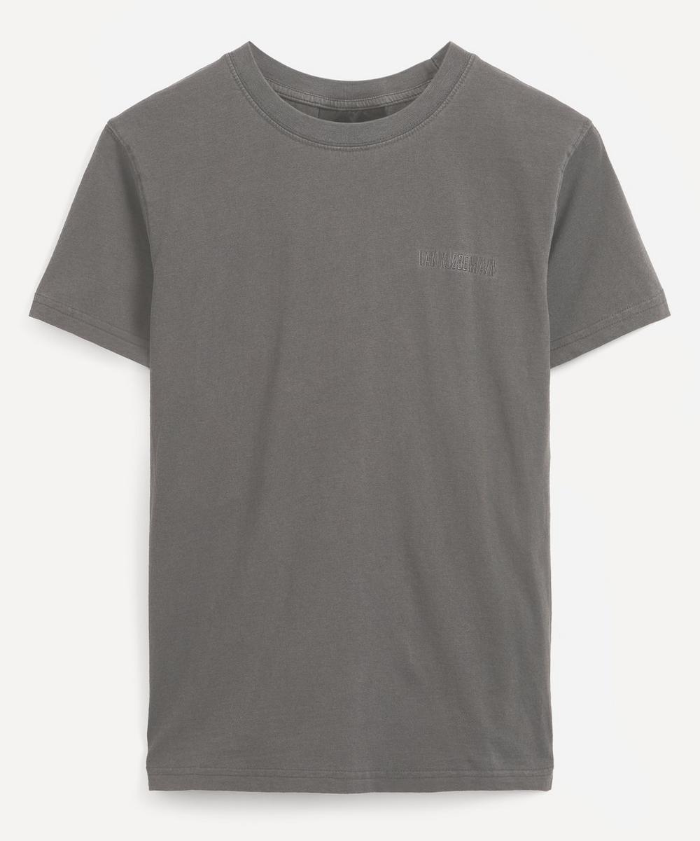 Han Kjobenhavn - Casual Short-Sleeved Logo T-Shirt