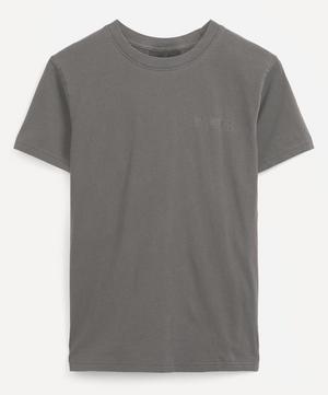 Casual Short-Sleeved Logo T-Shirt