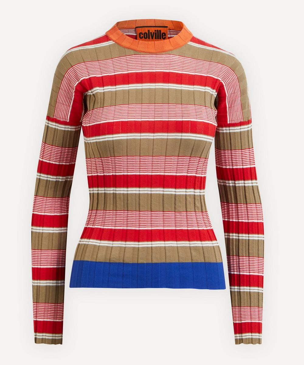 Colville - Stripe Jumper