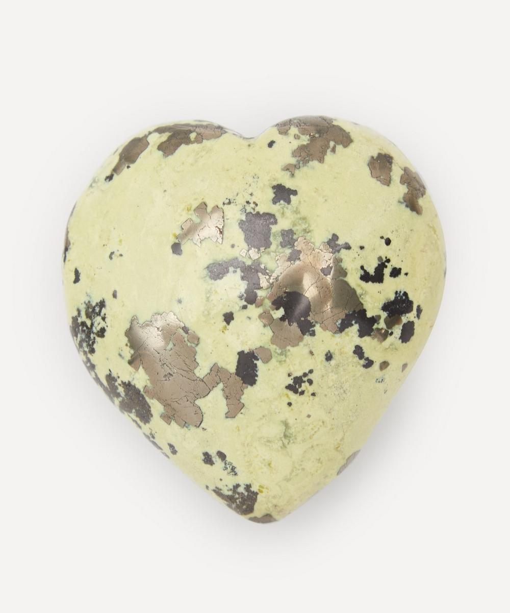 D.A.R. Proyectos - Gemstone Heart Paperweight
