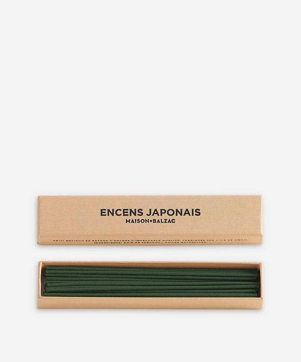 Maison Balzac - Le Vert Incense Sticks