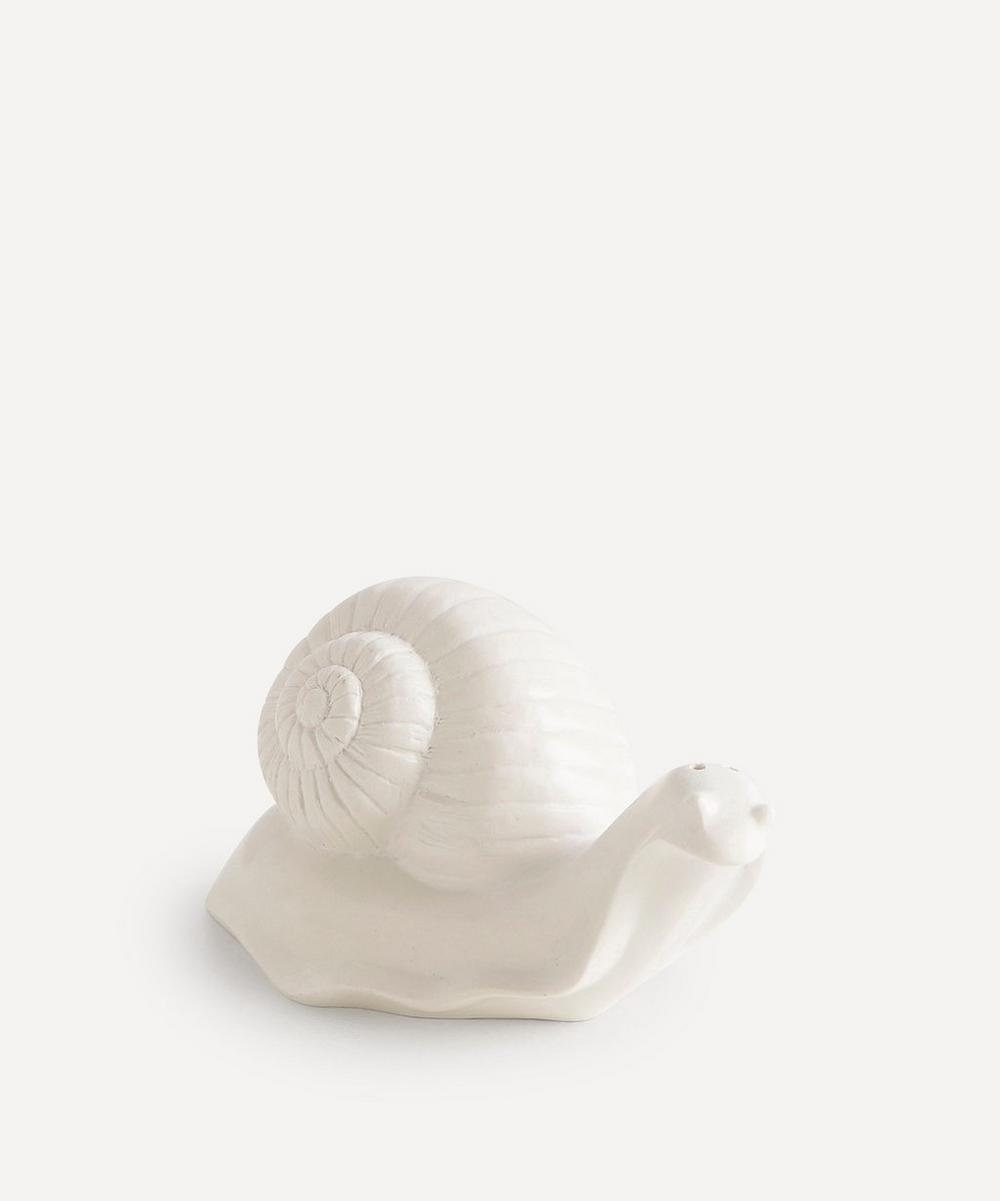 Maison Balzac - Monsieur Escargot The Snail Incense Holder