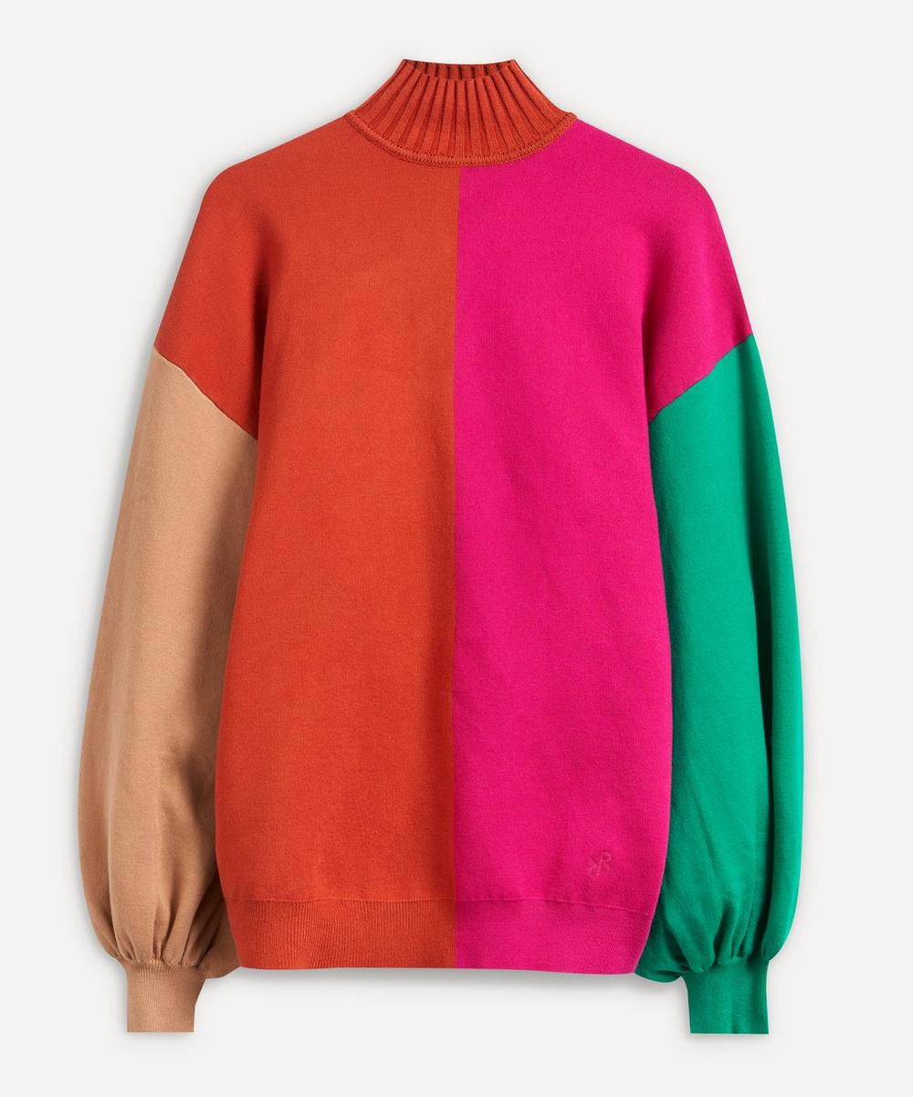 Roksanda - Clover Colour Block Knit