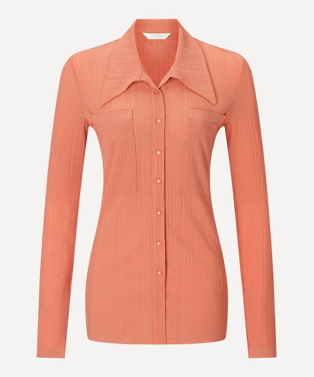 LOW CLASSIC - Jersey Pocket Shirt