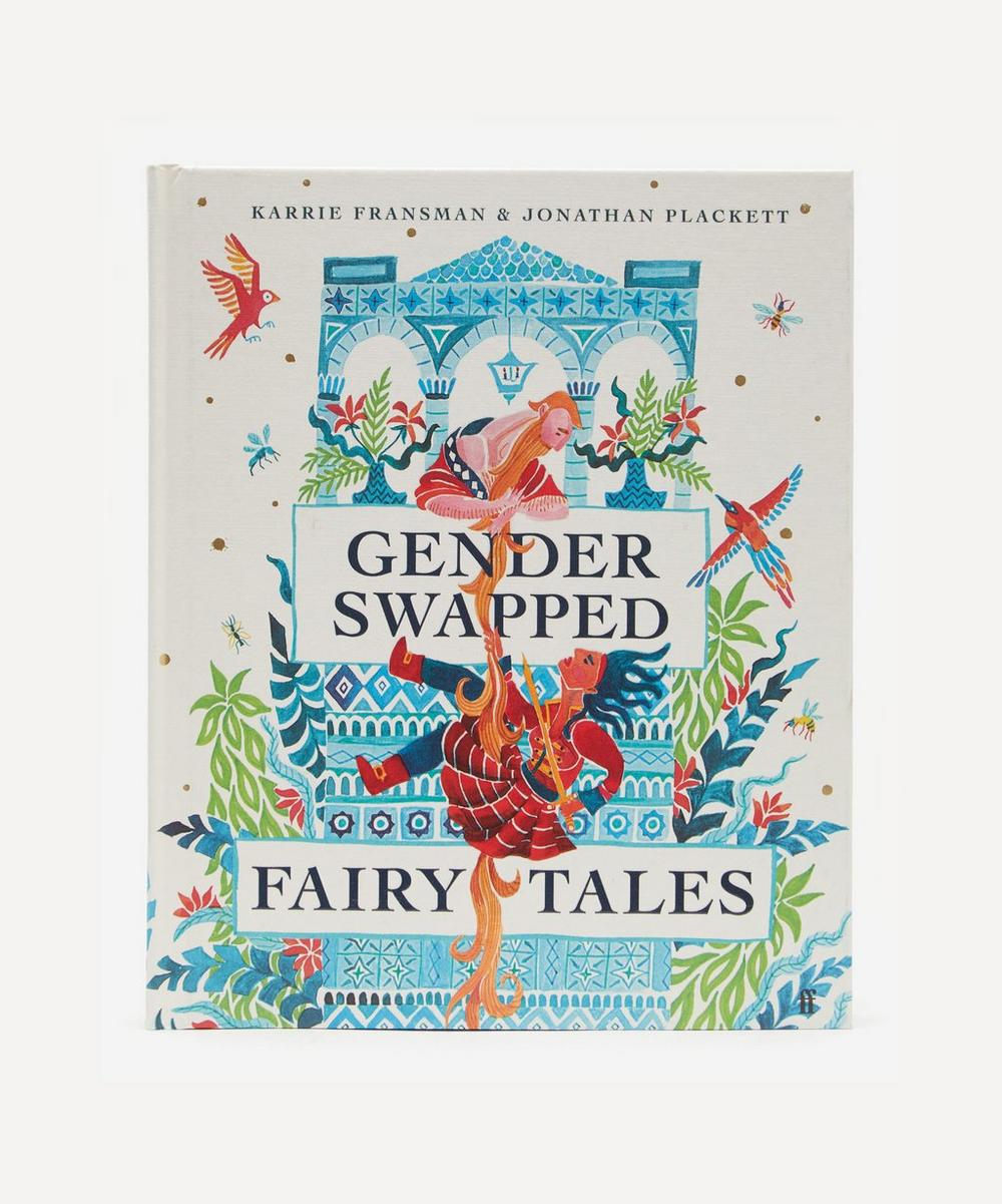 Bookspeed - Gender Swapped Fairy Tales